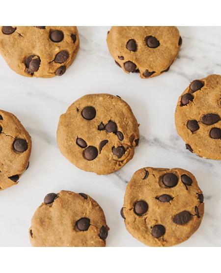 Cookies Americanos com Pepitas de Chocolate Negro